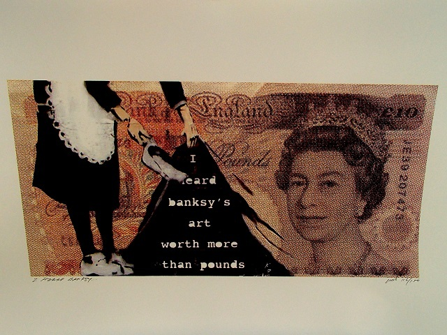 I heard Banksy\'s art worth more than pounds (WRONGWROKS )_d0105967_16551015.jpg