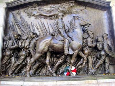 1863 7月18日 麻薩諸塞州自願步兵團第54兵團_e0040579_19421477.jpg