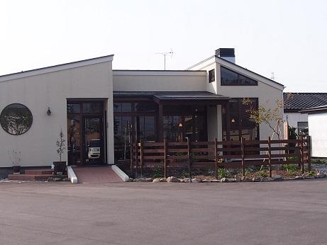 薪ストーブのあるお店:Pocapo cafe。_a0045293_844505.jpg