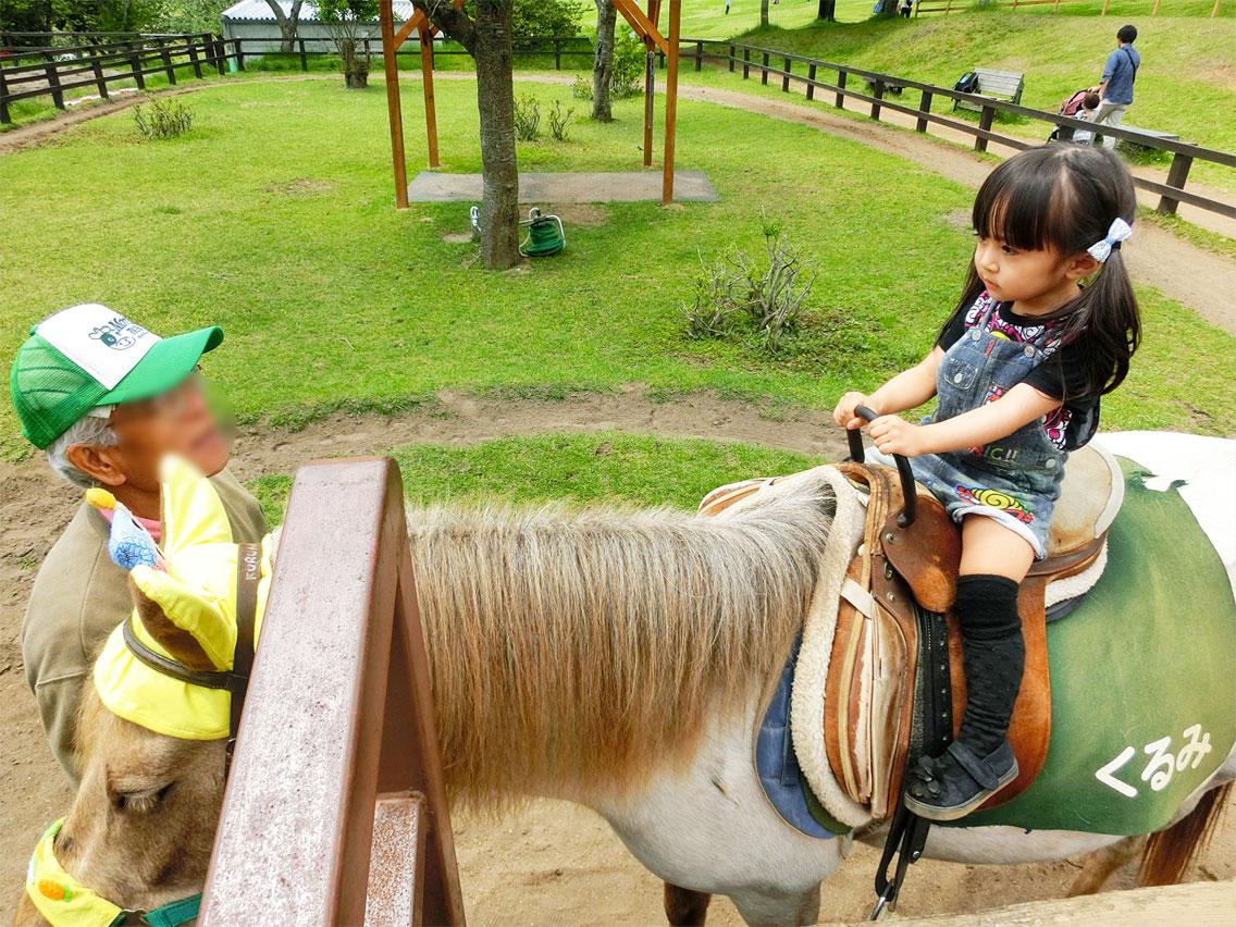 マザー牧場♡ 得意げに乗馬体験〜_d0224894_1382075.jpg