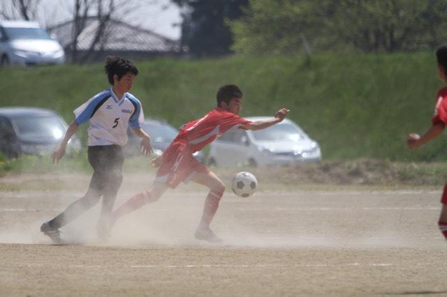U-15 クラブユース選手権 ブロック予選 April 29, 2015_c0365198_22452132.jpg