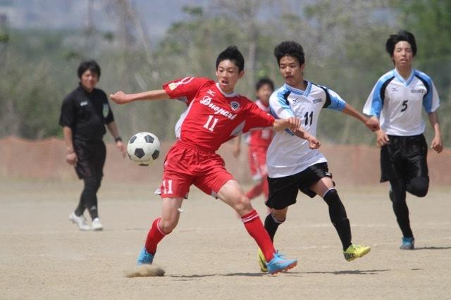 U-15 クラブユース選手権 ブロック予選 April 29, 2015_c0365198_22455014.jpg