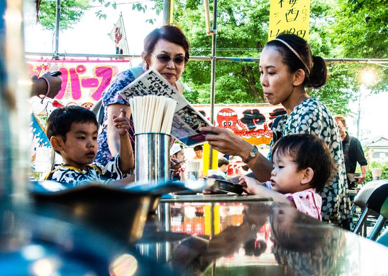 5daysアートチャレンジ/2days『八王子〜家族の肖像』_d0214541_2017681.jpg