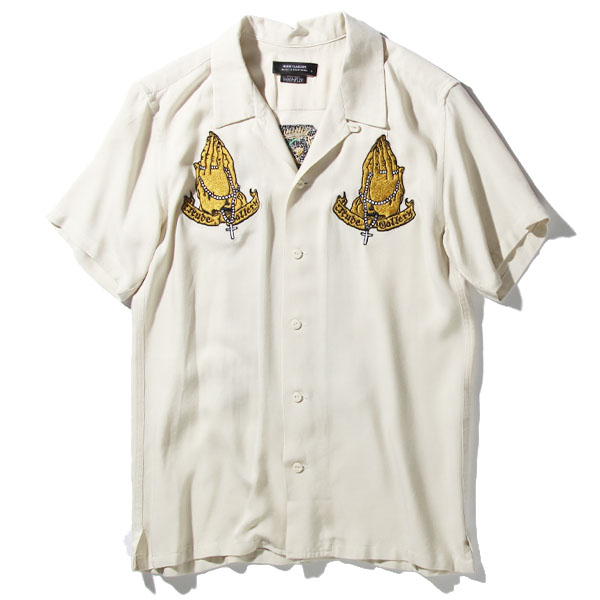 BOWLING SHIRT -MARIA EMBROIDERED_d0100143_18552464.jpg