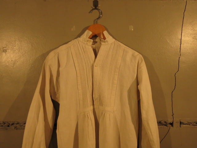 "\""1900-30\'s Vintage Tuscan Linen Dresses \""ってこんなこと。_c0140560_12112517.jpg"