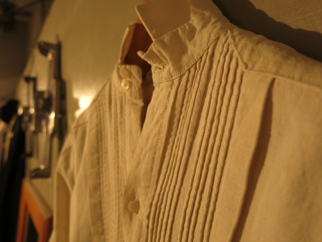 "\""1900-30\'s Vintage Tuscan Linen Dresses \""ってこんなこと。_c0140560_12113825.jpg"