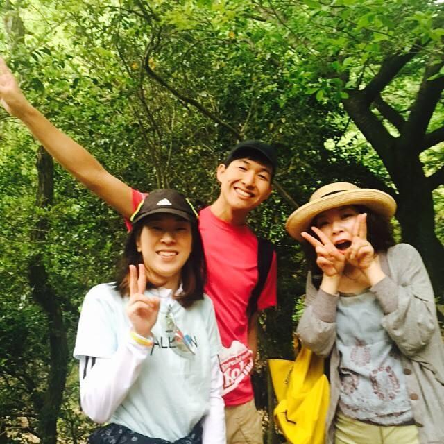 はじめての六甲山登山→灘温泉→バルザル→アムアムホウ→バール_a0251762_17580315.jpg