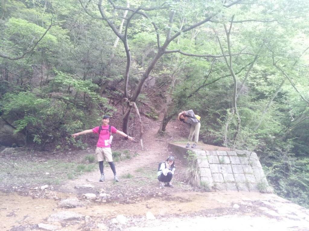 はじめての六甲山登山→灘温泉→バルザル→アムアムホウ→バール_a0251762_18290012.jpg