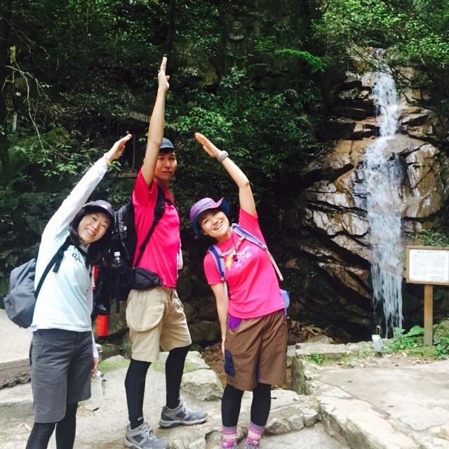 はじめての六甲山登山→灘温泉→バルザル→アムアムホウ→バール_a0251762_18335828.jpg