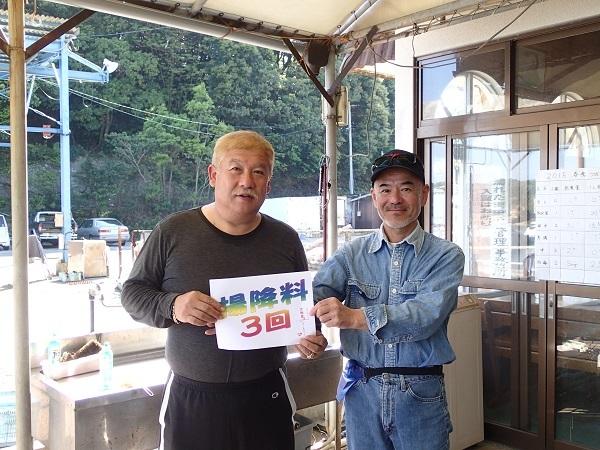 Qマリ釣り大会(つばきマリーナ)_a0077071_16412885.jpg