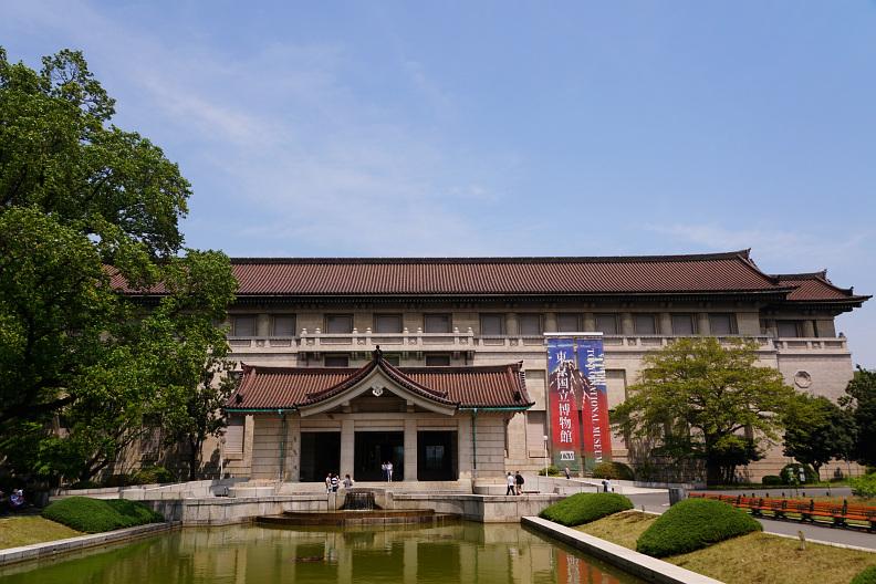 東京国立博物館_f0189086_20323229.jpg