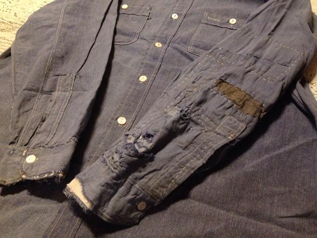5月2日(土)大阪店ヴィンテージウェア&Tシャツ入荷!#5 VintageWork&Hunting編!!(大阪アメ村店)_c0078587_0161289.jpg