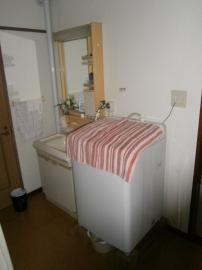 洗面所改装工事_e0190287_19503026.jpg