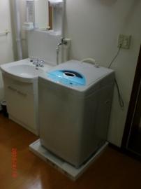洗面所改装工事_e0190287_19573646.jpg
