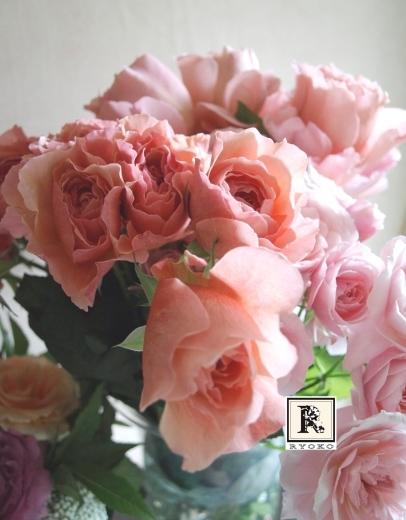 ☆One Day Lesson☆のご案内 日時 5月15日(金曜日)14:30~16:30  「バラの季節を楽しみましょう♪」_c0128489_16571193.jpg