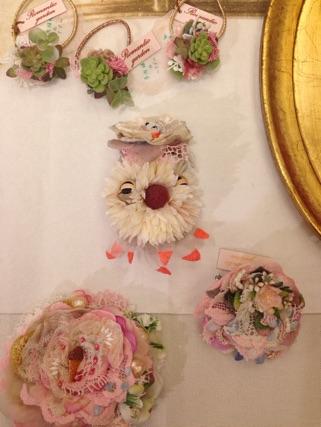 『アンティークと花と洋服』に出店しました。_e0268298_1744731.jpg