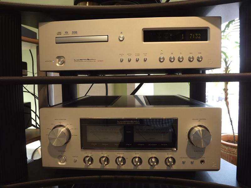 LUXMAN より、オーディオシステムがご試聴になれます!_c0113001_1653841.jpg