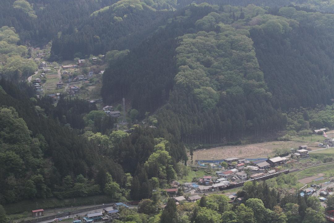 新緑に囲まれる山里 - 2014年・秩父 -  _b0190710_22241269.jpg