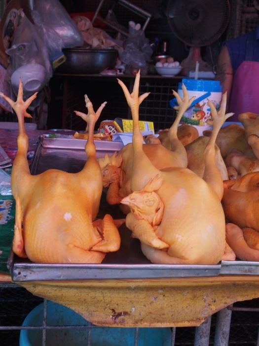 2015 GW バンコク (5) クロントーイで 絶品カオマンガイ_f0062122_11172404.jpg