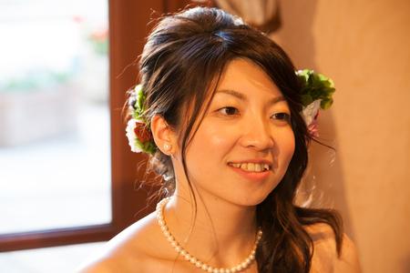 3年前の花嫁様から 単発レッスンでの手作りの花_a0042928_1540217.jpg