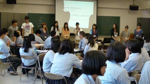 新潟青陵高等学校においてワークショップ「ちがうっておもしろい!」を行いました。_c0167632_18534771.jpg