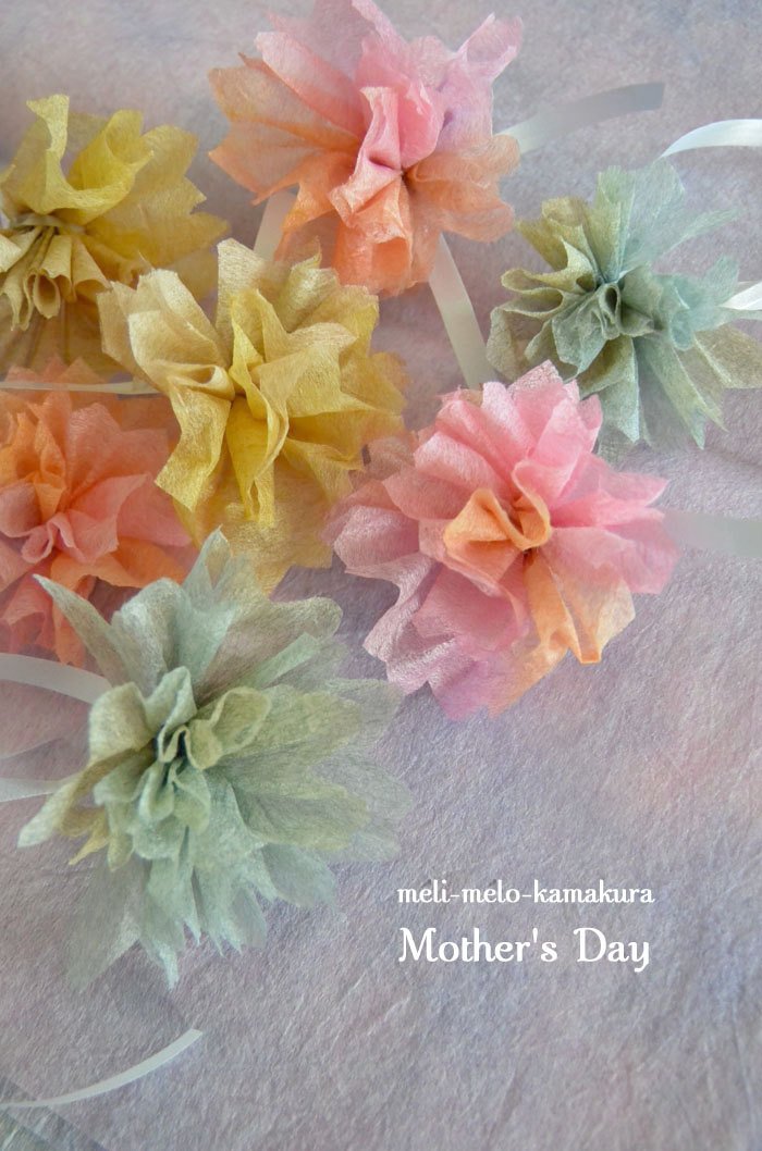 ◆Wrapping*Mother\'s Day_f0251032_1720151.jpg