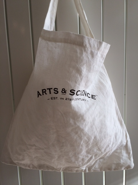 ARTS&SCIENCE リネンのオリジナルトートなど納品しました_b0318937_16282267.jpg