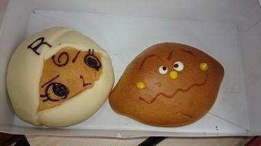 パン工場のパン(ᗒᗢᗕ)_a0084859_14295314.jpg