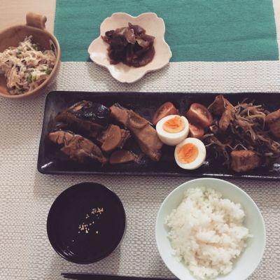 お料理⭐️_c0151965_15582972.jpg