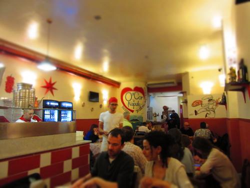 えっ!この値段でナポリPIZZAが食べれる場所@フィレンツェ_c0179785_16244318.jpg