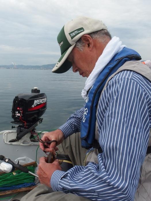 宮島近くで釣り♪_c0116915_23511175.jpg