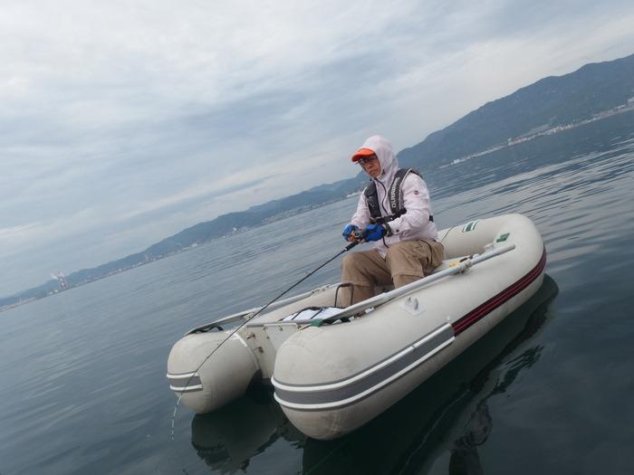 宮島近くで釣り♪_c0116915_23534042.jpg