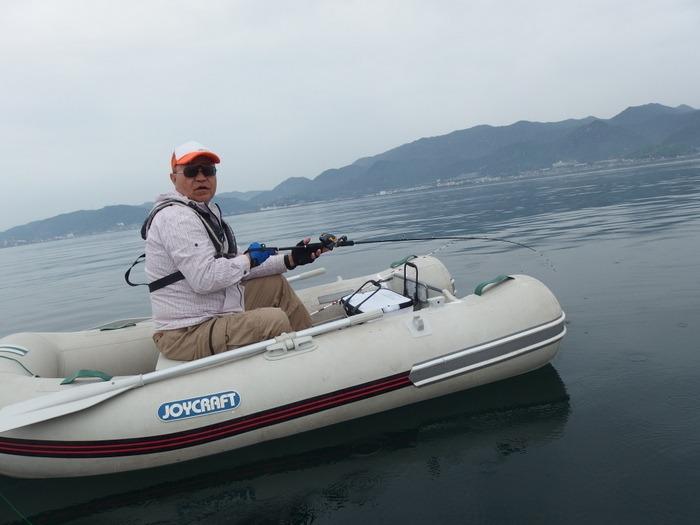宮島近くで釣り♪_c0116915_2356242.jpg