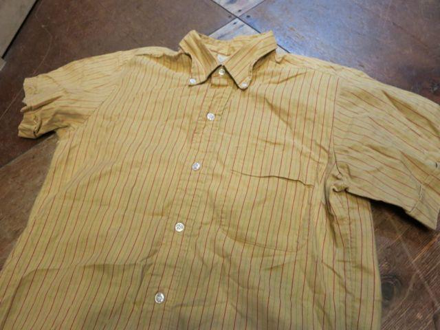 4/29(水)入荷!ゴールデンウィーク第1弾 70's ストライプ B.D shirts!_c0144020_16304119.jpg