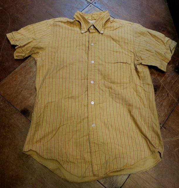4/29(水)入荷!ゴールデンウィーク第1弾 70's ストライプ B.D shirts!_c0144020_16304378.jpg