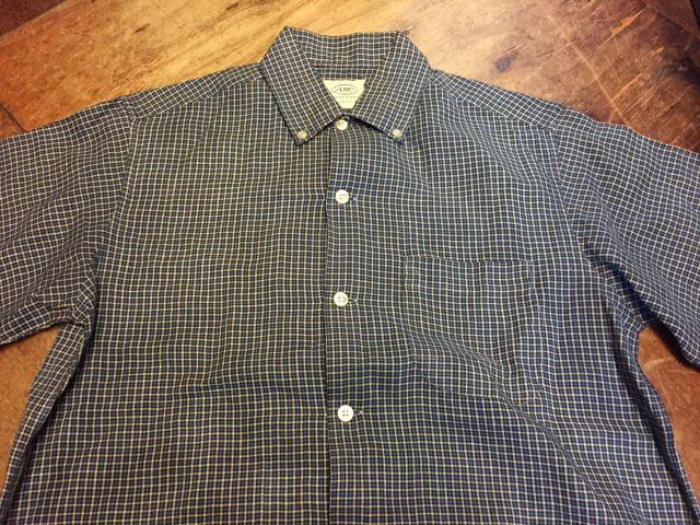 5/4(月)入荷!ゴールデンウィーク第3弾!60\'S all cotton B.D shirts!_c0144020_16534748.jpg