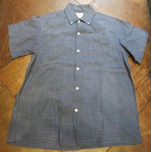 5/4(月)入荷!ゴールデンウィーク第3弾!60\'S all cotton B.D shirts!_c0144020_1654512.jpg