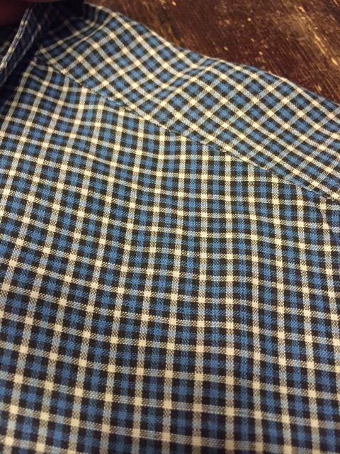 5/4(月)入荷!ゴールデンウィーク第3弾!60\'S all cotton B.D shirts!_c0144020_1654994.jpg