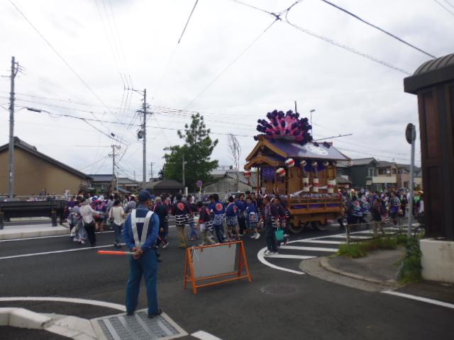 知立店前 お祭り騒ぎ!_a0169121_13495218.jpg