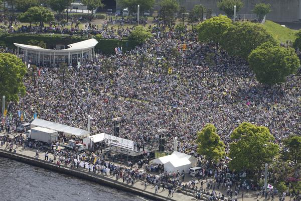 横浜に3万人 5・3憲法集会 戦争・原発・貧困・差別を許さない_f0212121_23322724.jpg