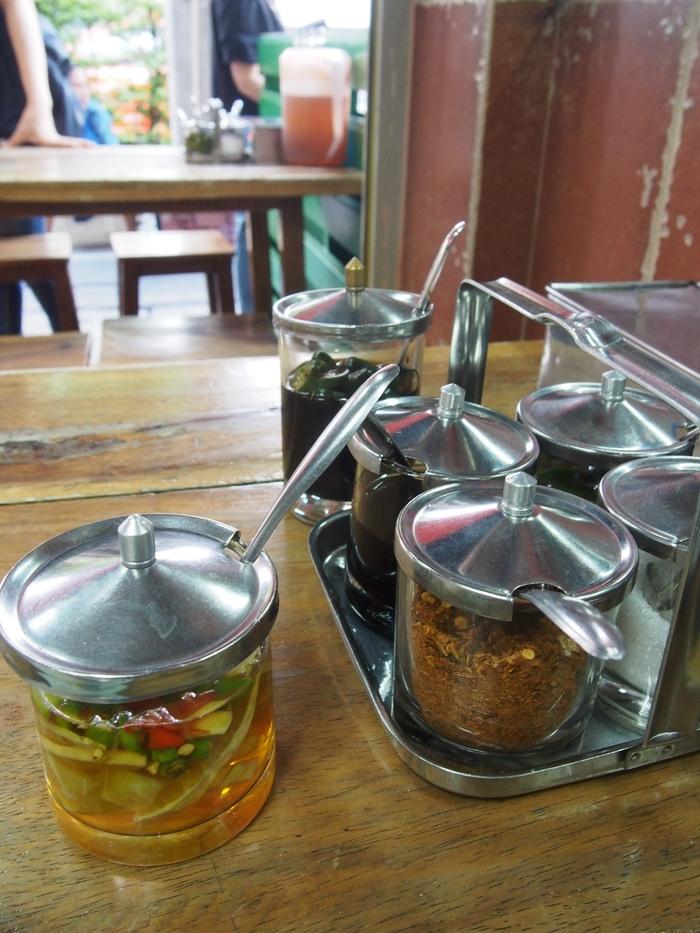2015 GW バンコク (6) 朝のトンローで炒飯@コンセーリー_f0062122_81147100.jpg