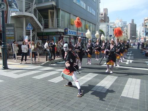 大岡越前祭..暑いですが!_b0137932_16545261.jpg