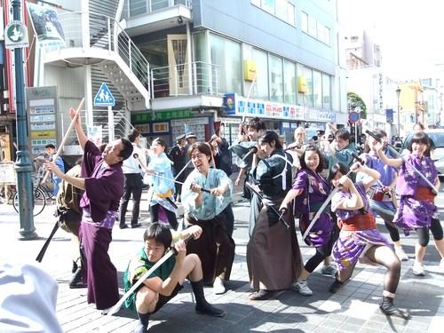 大岡越前祭..暑いですが!_b0137932_17235381.jpg