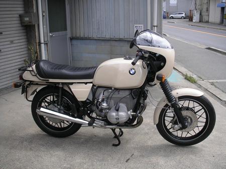 BMW R100RSを・・R100S仕様に変更_e0218639_1434222.jpg