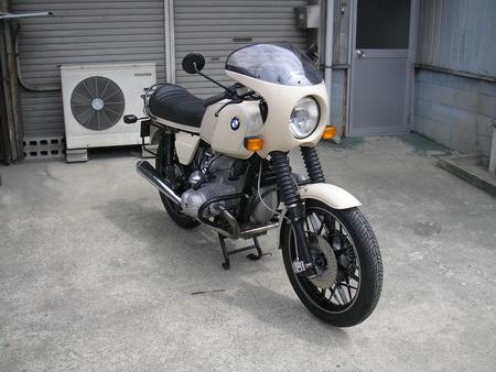 BMW R100RSを・・R100S仕様に変更_e0218639_14343363.jpg