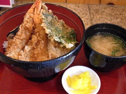 天丼としての一体感を取るか、天ぷらとしてのクオリティを取るか_f0195971_10001948.jpg