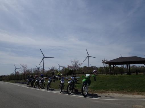 yoshidonさんの新緑林道ツー_a0279883_21003658.jpg