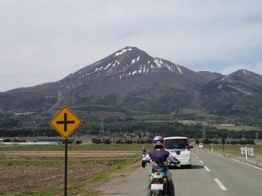 yoshidonさんの新緑林道ツー_a0279883_21575356.jpg