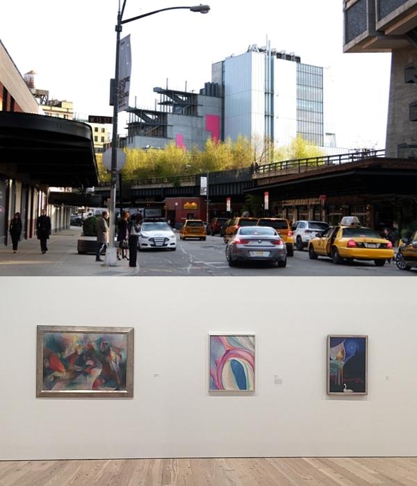 NYに新しいホイットニー美術館(Whitney Museum of American Art)がついにオープン!!!_b0007805_1038542.jpg