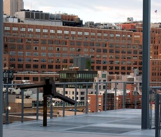 NYに新しいホイットニー美術館(Whitney Museum of American Art)がついにオープン!!!_b0007805_10413710.jpg